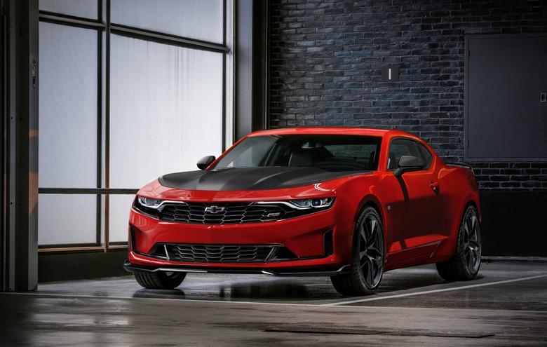 Chevrolet Camaro - wersja z nowym silnikiem Turbo1LE