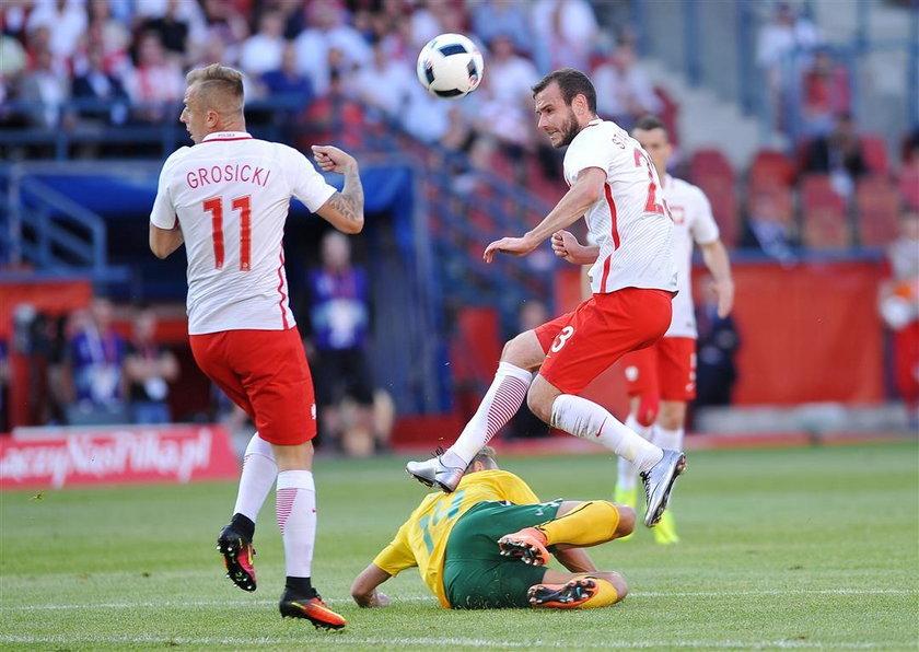 Polska zagrała ostatni mecz przed wyjazdem na Euro