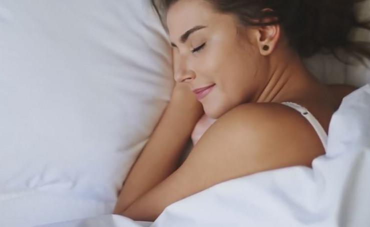 spavanje, jastuk, san