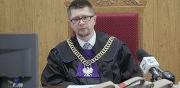 Sędzia Wojciech Łączewski zrzekł się urzędu