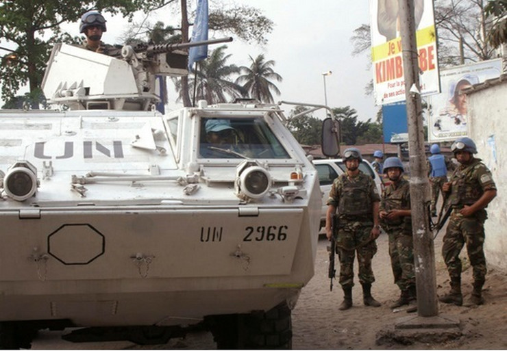 UN Kongo AP