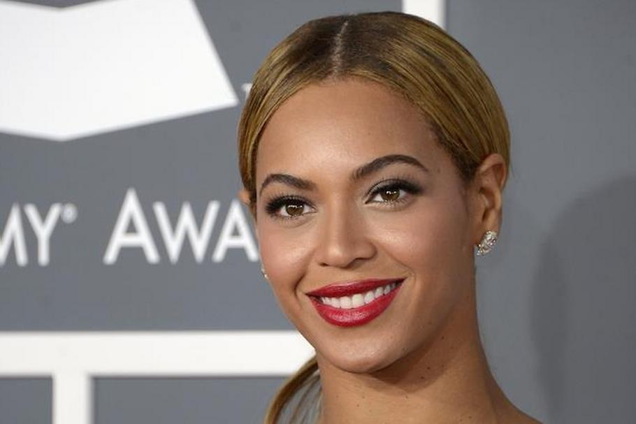 Beyonce Knowles Grammy 2013