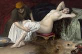 Vlaho Bukovac, Velika Iza, 1882, Spomen-zbirka Pavla Beljanskog