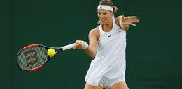 Tenisistka zagrała na Wimbledonie w ciąży. Przebiła Williams