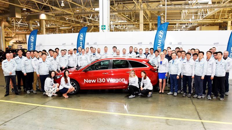 Pierwszy Hyundai i30 Wagon 3. generacji