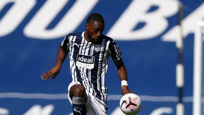 Semi Ajayi played well against Manchester United on Saturday (Twitter/West Brom)