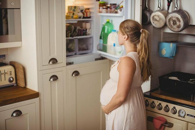 Mislite o tome šta jedete tokom trudnoće