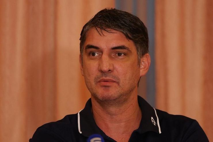 Damir Mulaomerovic, selektor bh. kosarkaske reprezentacije