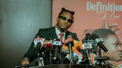 Diamond Platnumz inks another Multi-million ambassadorial deal (Photos)