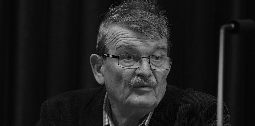 Zmarł guru polskiej fantastyki. Miał 72 lata