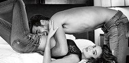 Miranda Kerr topless w zmysłowej kampanii