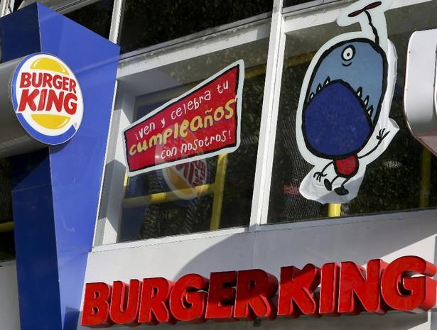 Międzynarodowa sieć fast foodów Burger King, która także w Polsce ma 17 restauracji, może zmienić właściciela. Fot. Bloomberg