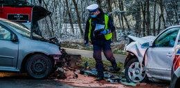 Kierowca naćpał się i zabił maleńkiego chłopczyka. To rodzinna tragedia. Byli kilka minut drogi od domu...
