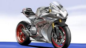 Motocykl superbike marki Norton wyprzedany przed premierą