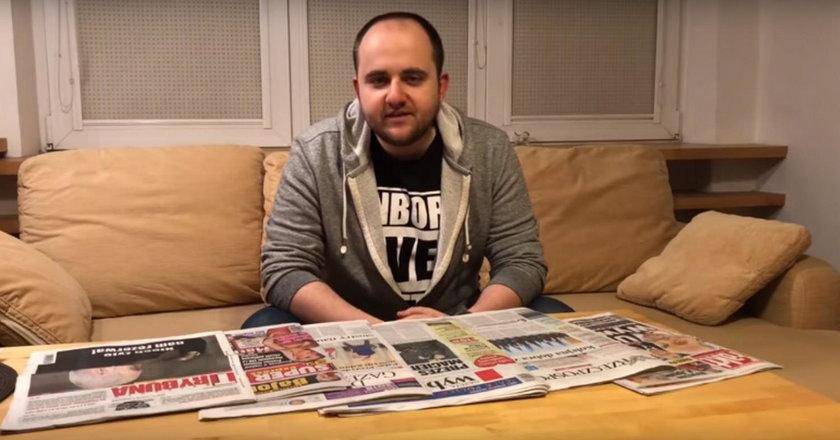 Pomocnik Jakiego prześladował znaną blogerkę?!