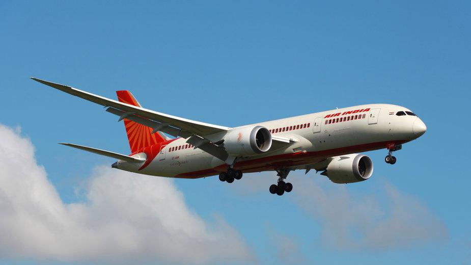 Samolot Air India