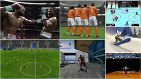 Najlepsze gry sportowe w historii