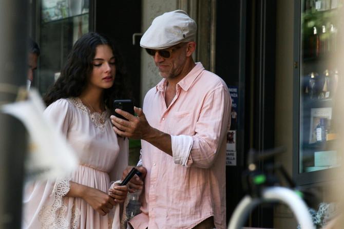 Vensan sa ćerkom ovog leta u Italiji