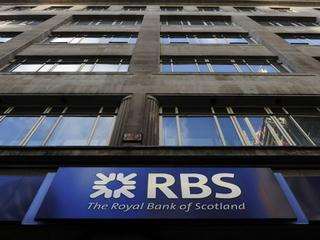 RBS to trzeci bank ukarany za LIBOR-gate