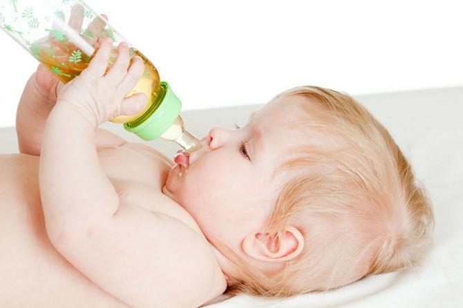 Sokove bebama ne treba ni davati