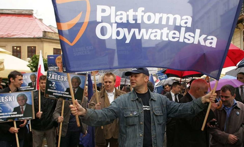 To koniec raju dla Platformy!