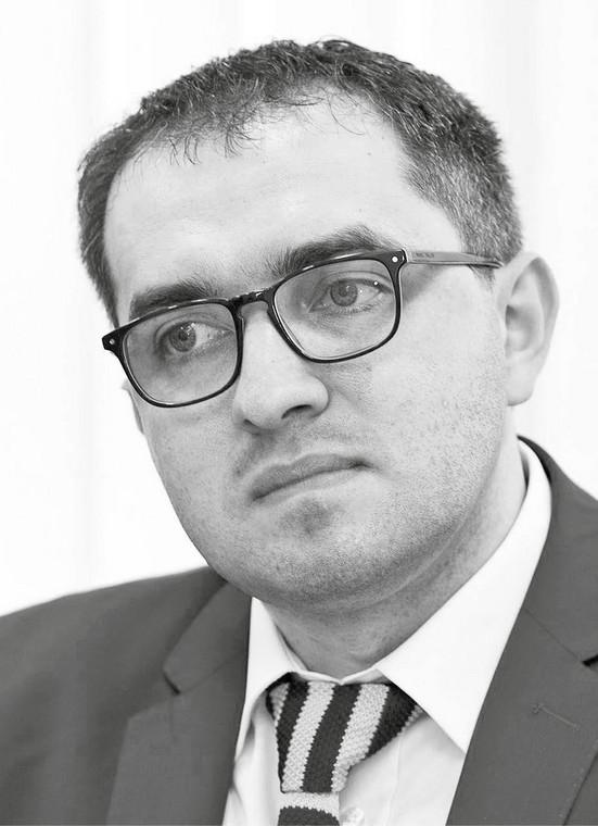 Dr Andrzej Pogłódek konstytucjonalista z Wydziału Prawa i Administracji UKSW