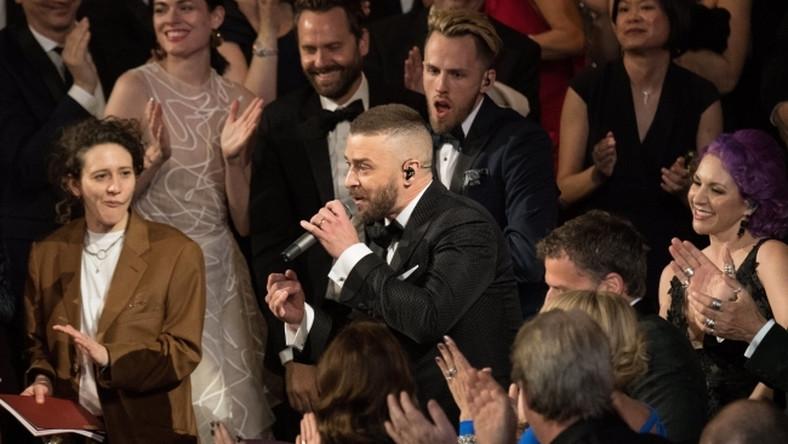 Justin Timberlake i jego fantastyczny występ