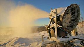 Jak się robi śnieg? Kulisy pracy wielkiej stacji narciarskiej
