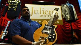 Gitara George'a Harrisona sprzedana za prawie pół miliona dolarów