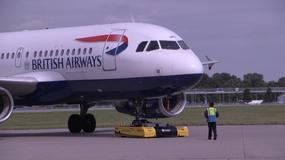 British Airways odholuje samoloty za pomocą zdalnie sterowanych wózków