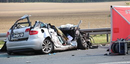 Śmiertelny wypadek na autostradzie