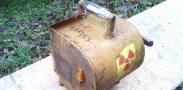 Zaginęły pojemniki z promieniotwórczym kobaltem