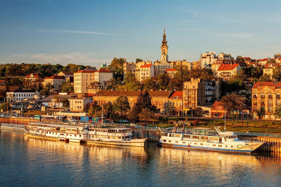 2. Belgrad