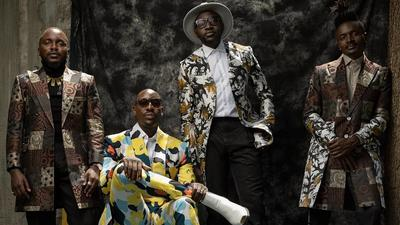 Sauti Sol's message as they get featured on YouTube Black Voices (Video)