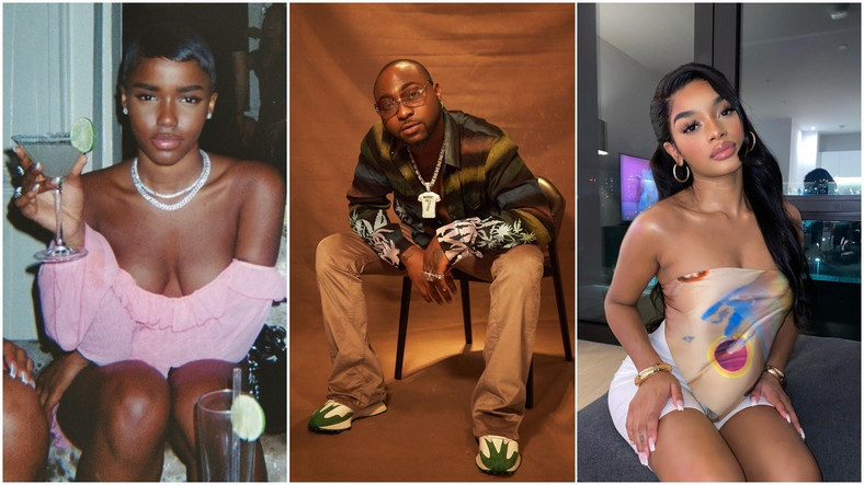 No I did not have an affair with Davido' - British model Eva says as she  clears air over trip to Greece with music star - THE NEW WATCHER