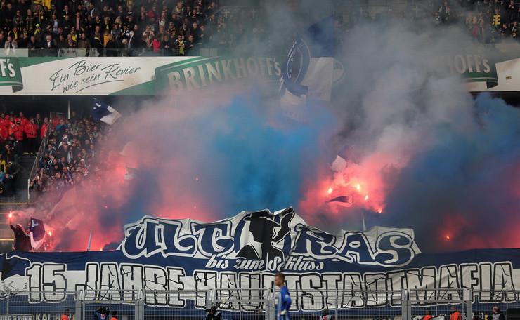 FK Herta, FK Borusija Dortmund