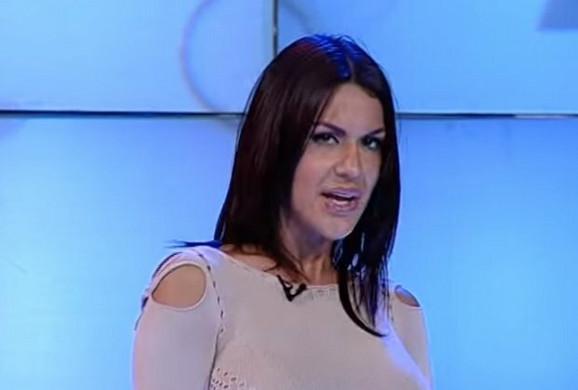 Marina Visković nekada