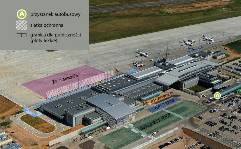 Dni otwarte na lotnisku w Poznaniu