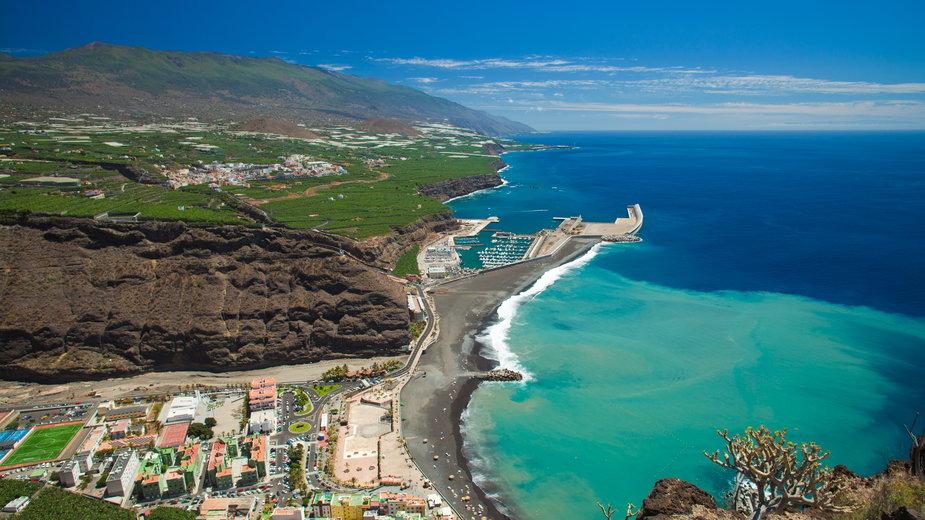 La Palma, Wyspy Kanaryjskie