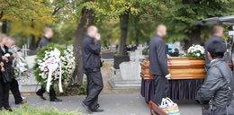 Zabite przez męża i ojca spoczęły w grobach