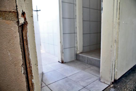 Kupatila su zatvorena jer nisu u funkciji