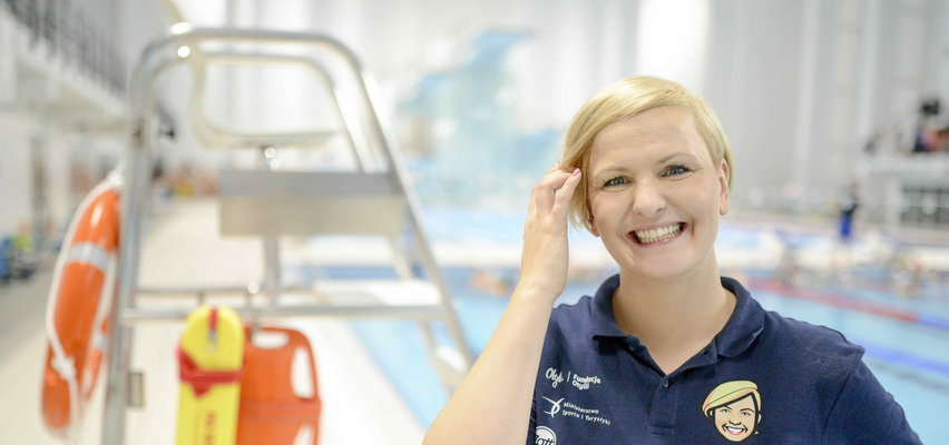 Mistrzyni olimpijska Otylia Jędrzejczak została prezesem PZP. Posprząta bałagan na basenie?