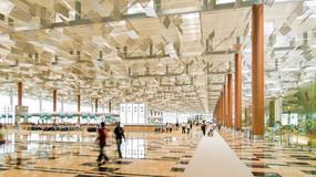 Najlepsze lotniska na świecie 2013 wg Skytrax