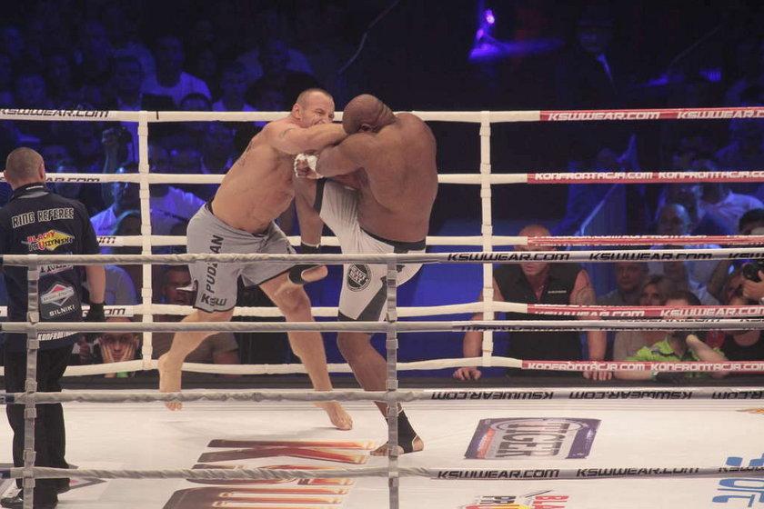 Mariusz Pudzianowski vs. Bob Sapp