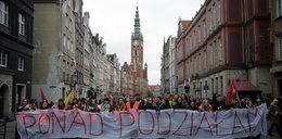 Uczniowie przeciw nienawiści - przeszli ulicami Gdańska. To marsz ponad podziałami
