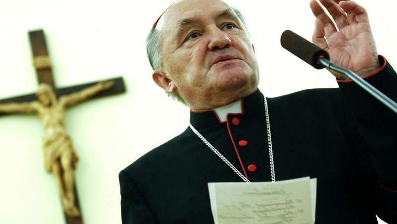 Kardynał Kazimierz Nycz skomentował pomysł likwidacji Funduszu Kościelnego