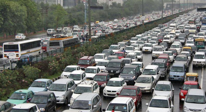 4 main roads to avoid like the plague if you want to escape the nightmare of traffic jams