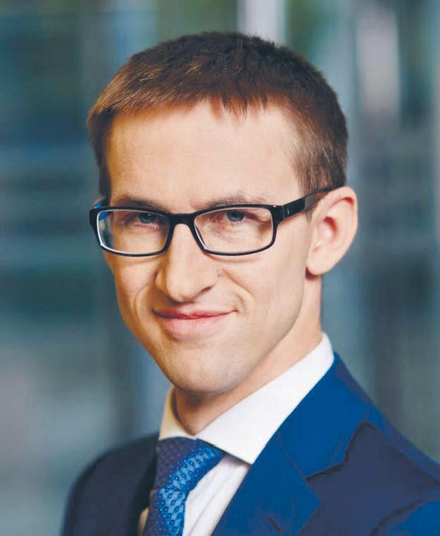 Zbigniew Makowski, wicedyrektor departamentu podatku od towarów i usług w Ministerstwie Finansów fot. Materiały prasowe