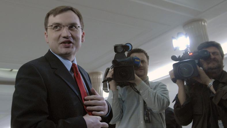 Zbigniew Ziobro: Dochnal wybrał mafijną zmowę milczenia