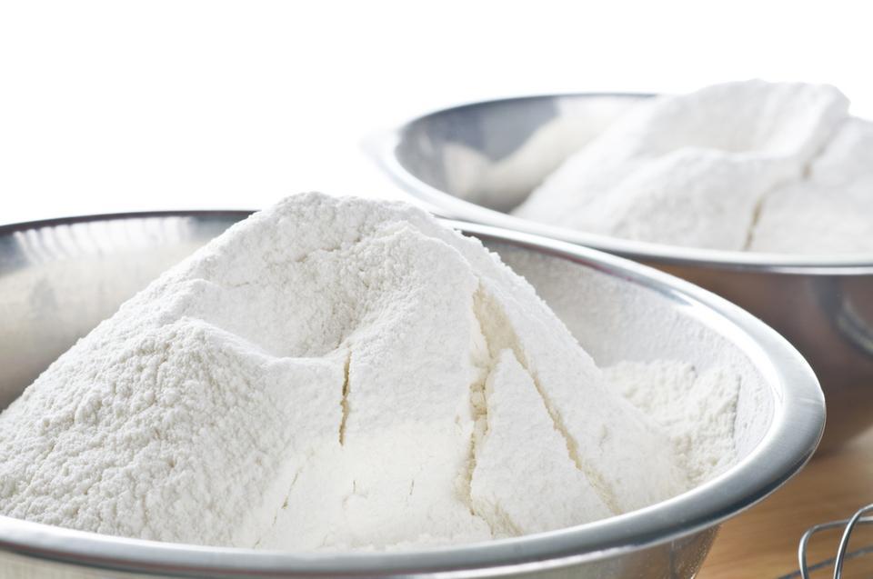 Biała mąka